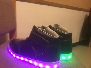 LED lighting shoes