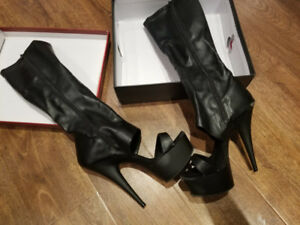 6 inch Pleaser Boots
