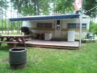 Camper for Rent at Sunset Campground - Cavendish - PEI.