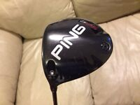 Left Handed PING G25 Driver X Stiff Golf Club 8.5 UPGRADED