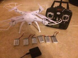 Syma x5sc explorer rc camera drone