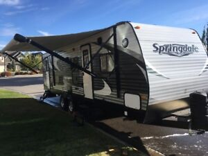 28ft Keystone Springdale Travel Trailer