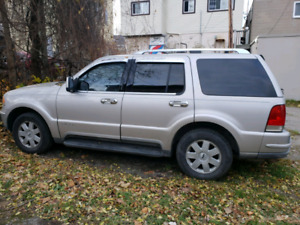 2005 Lincoln Aviator $1000 FIRM....NEEDS MOTOR