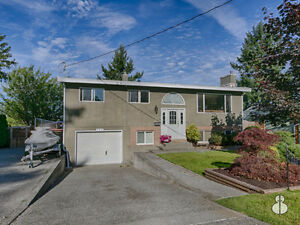 Affordable fully updated Campbell River property