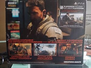 Limited edition 1TB Black Ops 3 bundle package London Ontario image 4