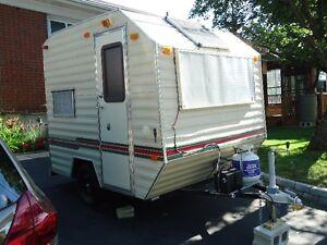 8' Acorn Lightweight House trailer