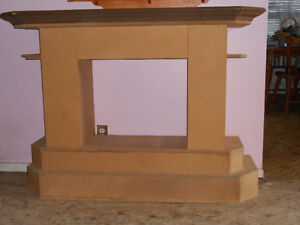 Custom made Mantle for sale