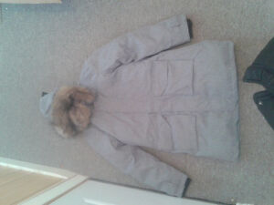 "Women's size 10 ""Aurora Down"" winter jacket"