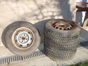 Roadhandler Snow tires
