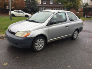 Toyota Echo (Rusty,Working,Reliable)