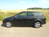 FORD FOCUS 2.0 TDCI TITANIUM 5DR IV ESTATE - 135 BHP - GREAT SPEC