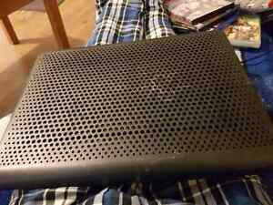 Cooling mat for laptops