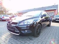Ford Focus Cabrio Black Magic