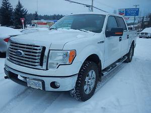 2012 Ford F-150 XLT Pickup Truck XTR- 4X4 - Flex Fuel 10.000 Kms