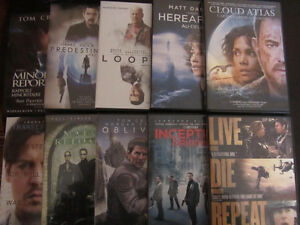 10 futuristic movies for $15 (Inception, Cloud Atlas, Looper)