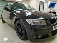 BMW 3 Series 2.0 320i M Sport Business Edition Silver WARRANTY 12 MONTHS MOT FSH