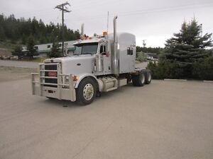 2006 Peterbilt 378 sleeper tractor - priced to sell