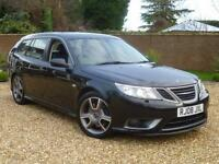2008 Saab 9-3 2.8 V6 ( 280ps ) SportWagon Turbo X estate + VERY RARE CAR