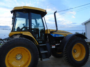 Versatille TV 6070, New Holland