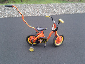 bike for 2-3 year old with training wheels