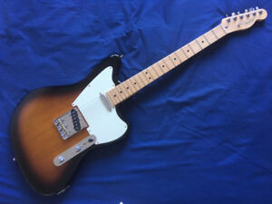 FENDER LIMITED EDITION OFFSET TELE FOR SALE OR TRADE