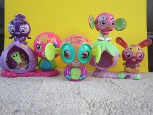 Lot de Figurines pour fille
