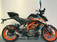2021 KTM DUKE 125 POWER PARTS SPECIAL EDITION