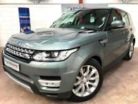 2016/16 Range Rover Sport 3.0SD V6 306bhp Auto HSE *1OWNER+LAND ROVER HISTORY*