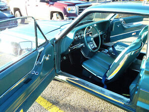 1965 Ford Thunderbird - ICBC Collector Plates/Certification. Prince George British Columbia image 4