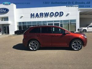 2014 Ford Edge Sport   - SPORT - NAVIGATION - DUAL MOONROOF - $2