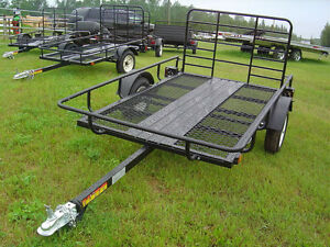 NEW, Marlon MAR-6096 Utility Trailer 5x8 on X-Mas Sale -Edmonton