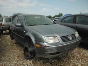 2000 JETTA. JUST IN FOR PARTS AT PIC N SAVE! WELLAND