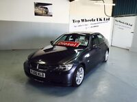 BMW 330D SE 3 SERIES DIESEL, 2006 PLATE, 12 MONTHS MOT, FULL SERVICE HISTORY, 2 OWNERS.