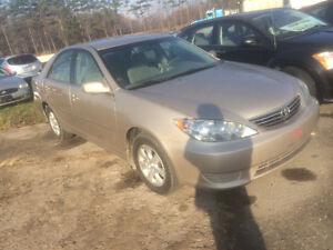 2006 Toyota Camry v6cert -e-test 4900$pls-tax
