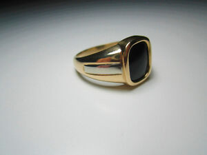 10k Gold Men's Ring