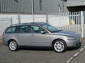 Volvo V50 2.4i ( 170bhp ) Geartronic SE Estate Car NOW SOLD