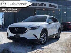 2017 Mazda CX-9 GS  - Heated Seats -  Bluetooth - $235.30 B/W