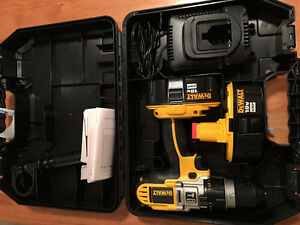 Dewalt 18 Volt XRP Hammer Drill New In Box, Never used