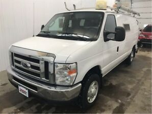 Ford Econoline Commercial Cargo Rangement A/C 2009