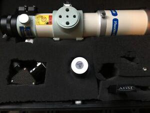 TAKAHASHI FOA-60 ORTHO APOCHROMATIC REFRACTOR TELESCOPE FOR SALE