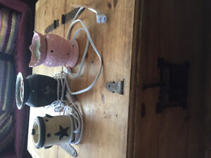Scentsy Plug ins lot of 3