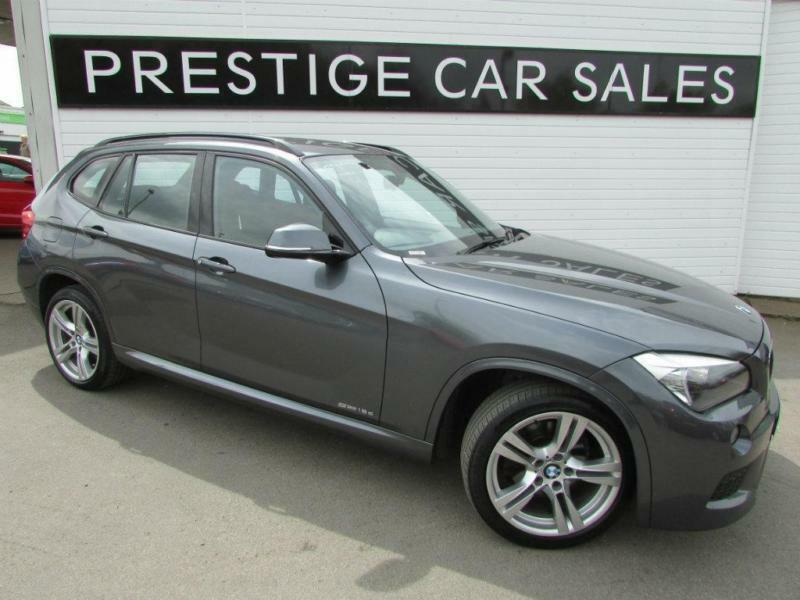 2013 bmw x1 2 0 18d m sport sdrive 5dr in leicester. Black Bedroom Furniture Sets. Home Design Ideas