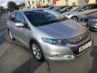 HONDA INSIGHT 1.3 ES HATCHBACK 5D 1339CC CVT