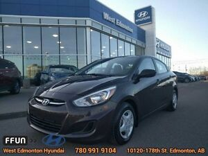 2015 Hyundai Accent heated seats  factory warranty