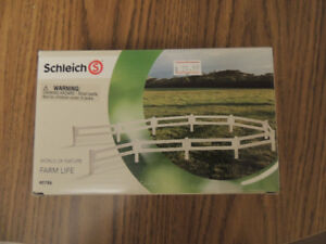 Schleich Farm Life coral Fence - NEW