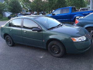 2007 Saturn ION Sedan $3000.00 OBO