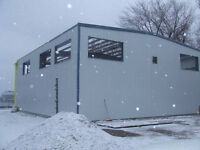 Canadian Steel Buildings in Peterborough