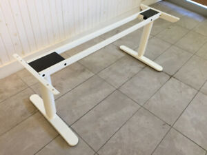 Ikea Bekant sit/stand desk legs (adjustable-height, motorized)