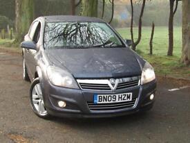 Vauxhall Astra 1.7CDTi SXi ECOFLEX**DIESEL**£30 TAX**72MPG**PSH**