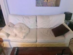 Restoration Hardware couch for sale